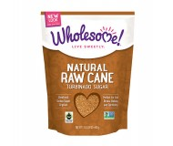 Wholesome sweetener Organic Raw Cane Sugar