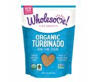 Wholesome Sweeteners, Turbinado Raw Cane Sugar