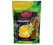 Klein's Naturals Dried Pineapple Fruit Discs, 7 Ounce Dried Fruit [3 Pack]