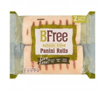 Bfree Foods Gluten Free Authentic Grilled Panini Rolls, 5.29 Ounce [2 Rolls per Pack]